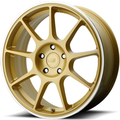 Motegi MR138 Gold Wheels