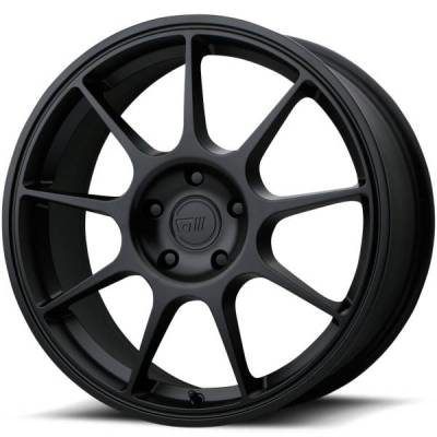 Motegi MR138 Satin Black Wheels