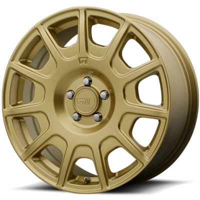 Motegi MR139 Rally Gold Wheels