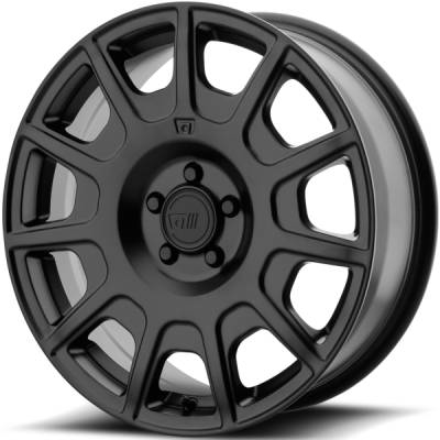 Motegi MR139 Satin Black Wheels