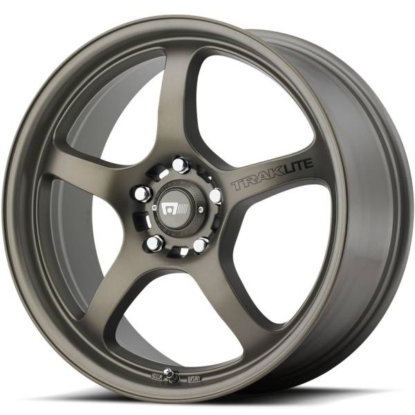 Motegi MR131 Traklite Matte Bronze Wheels