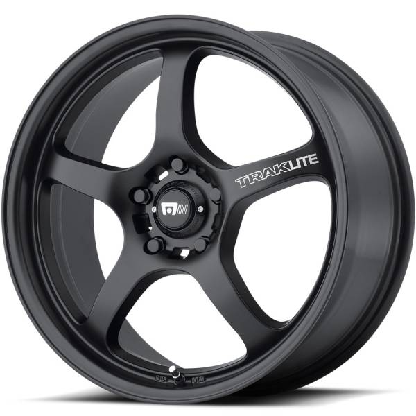 Motegi MR131 Traklite Satin Black Wheels