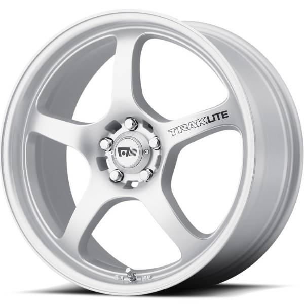 Motegi MR131 Traklite Silver Wheels