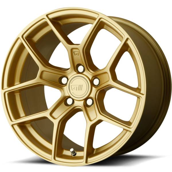 Motegi MR133 Gold Wheels