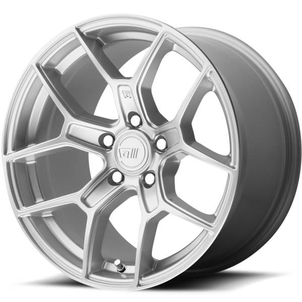Motegi MR133 Hyper Silver Wheels