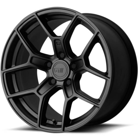 Motegi MR133 Satin Black Wheels