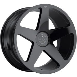 Blaque Diamond BD15 Gloss Black Wheels