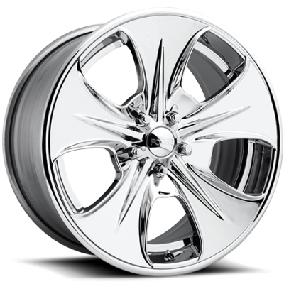 Foose Heritage F462 Mono II Polished Wheels
