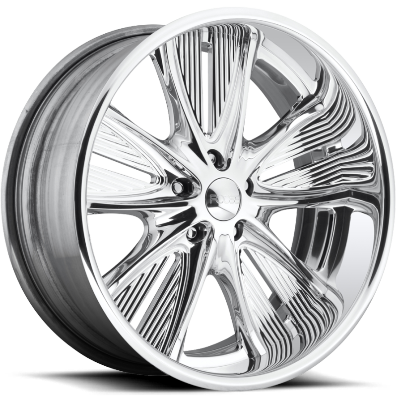Foose Arch F240 Polished Wheels