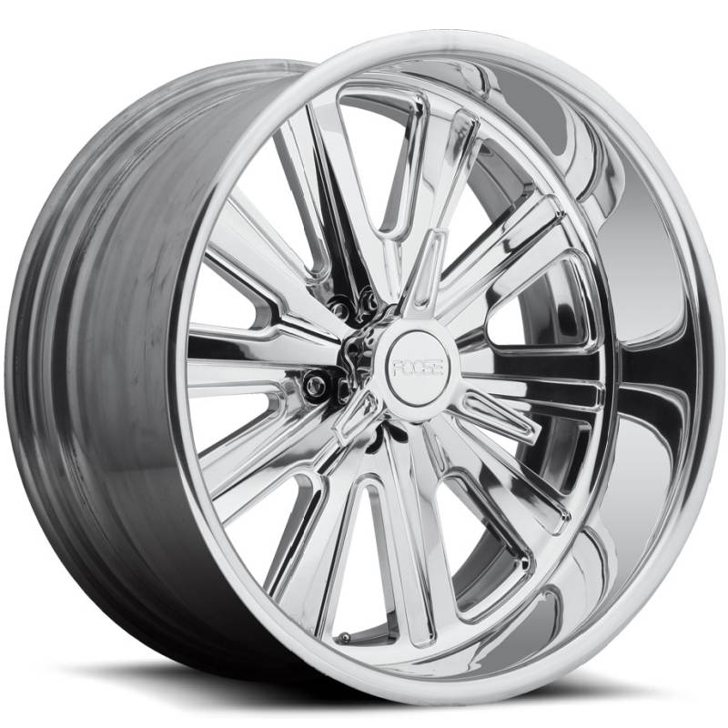 Foose Ascott F226 KO Polished Wheels