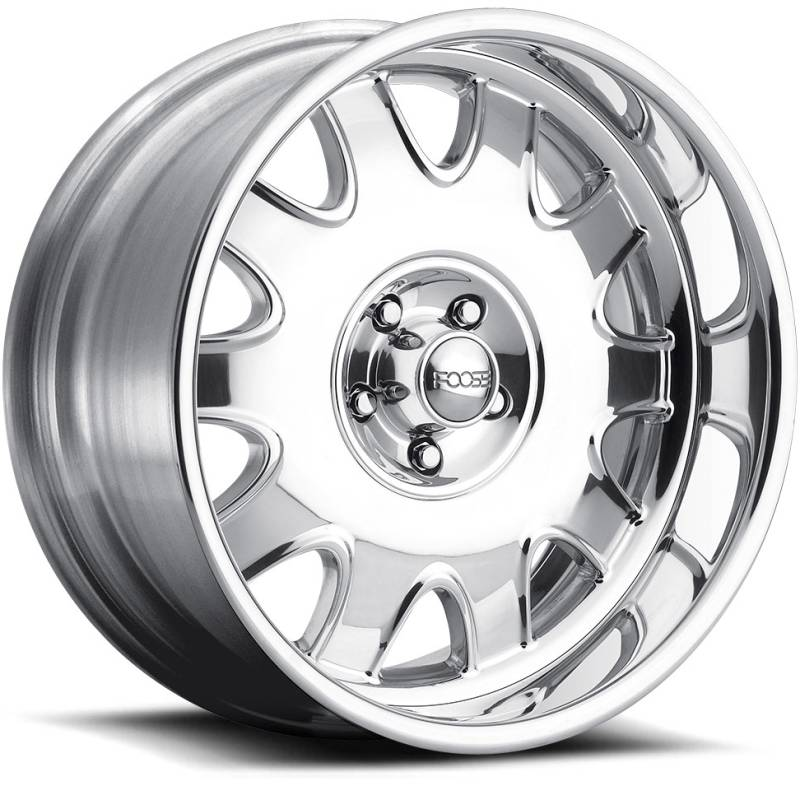 Foose Challenger F323 Polished Wheels