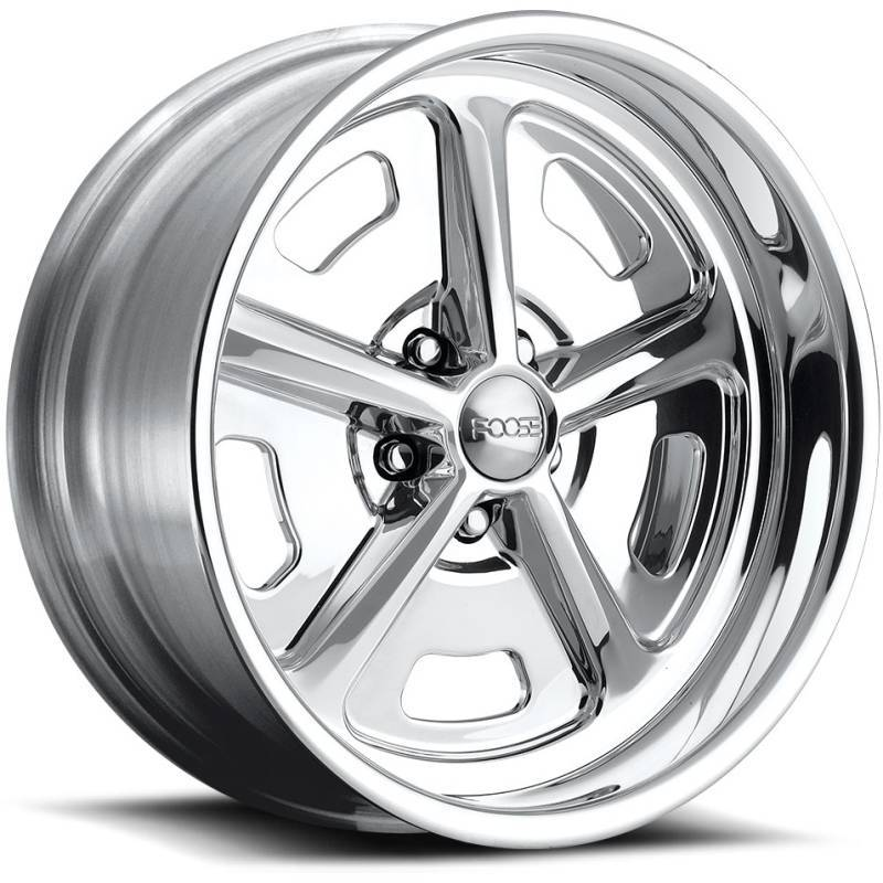 Foose Coronet F204 Polished Wheels
