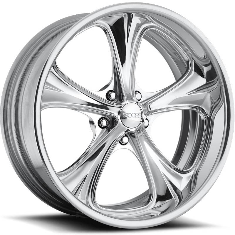Foose Coupe F228 Concave Polished Wheels