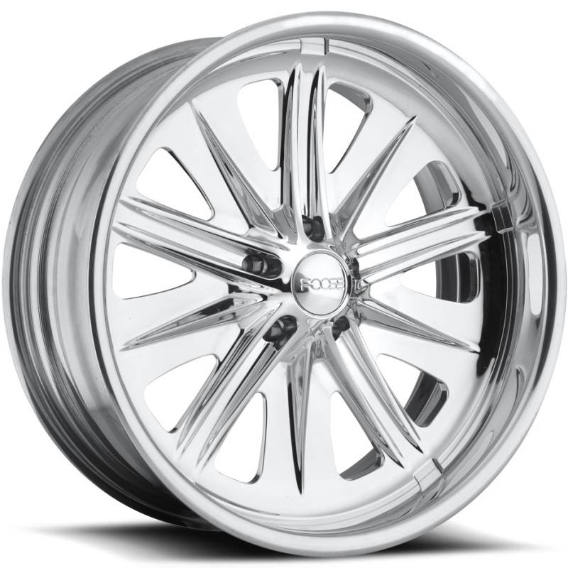 Foose Fighter F212 Polished Wheels