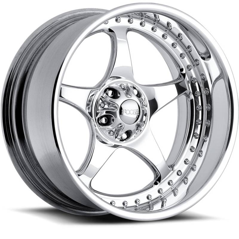 Foose Five00 F221 Polished Wheels