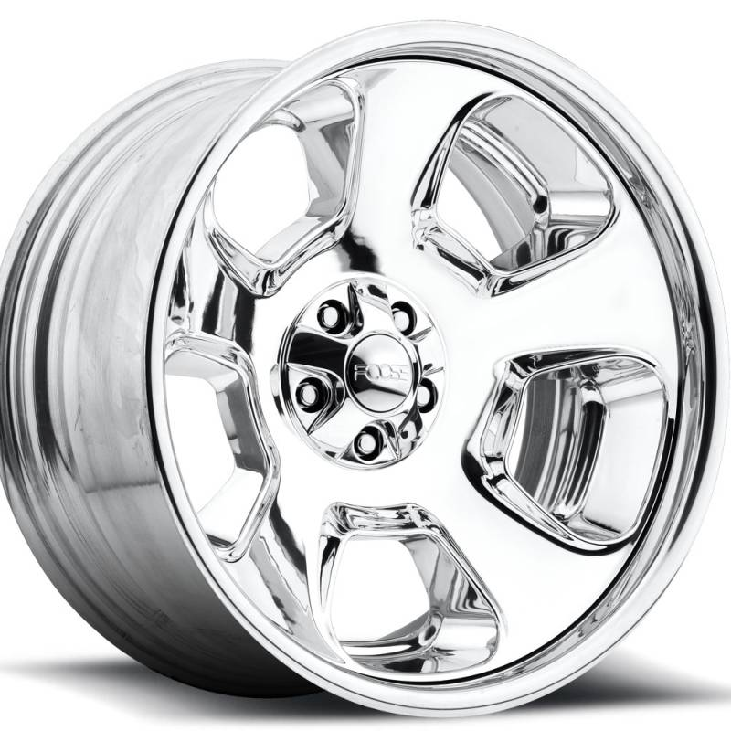 Foose Fury F461 Polished Wheels