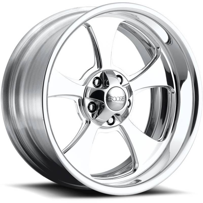 Foose Genuine F210 Polished Wheels