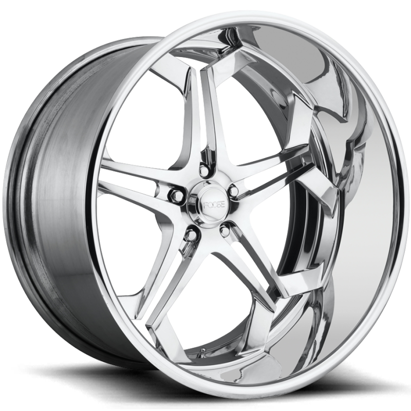 Foose Impala F229 Polished Wheels
