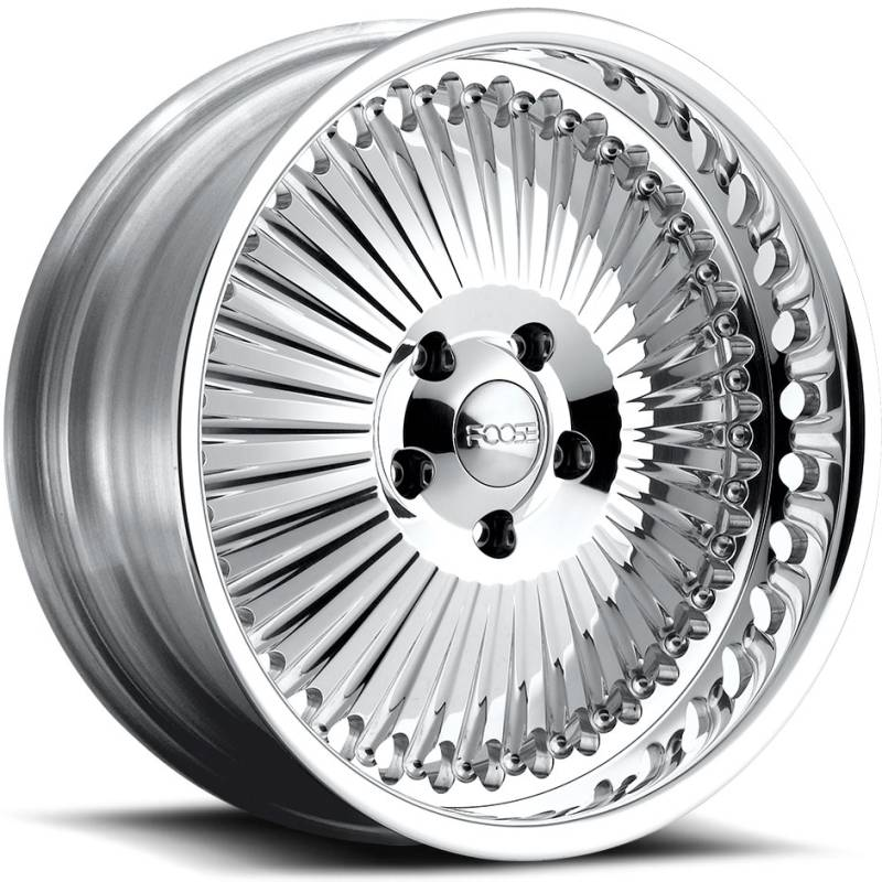 Foose Imperial F208 Polished Wheels