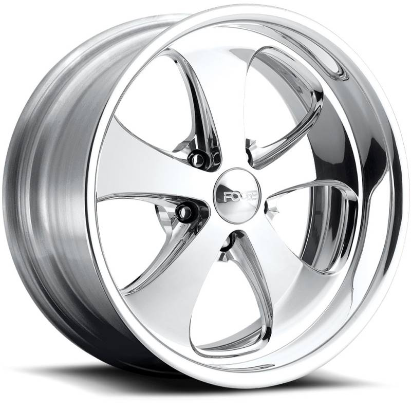 Foose Injector F221 Polished Wheels