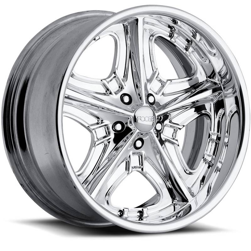 Foose Knight F220 Polished Wheels
