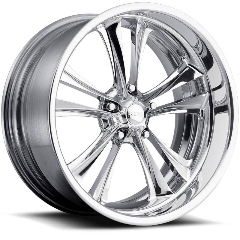 Foose Knuckle F227 Polished Wheels