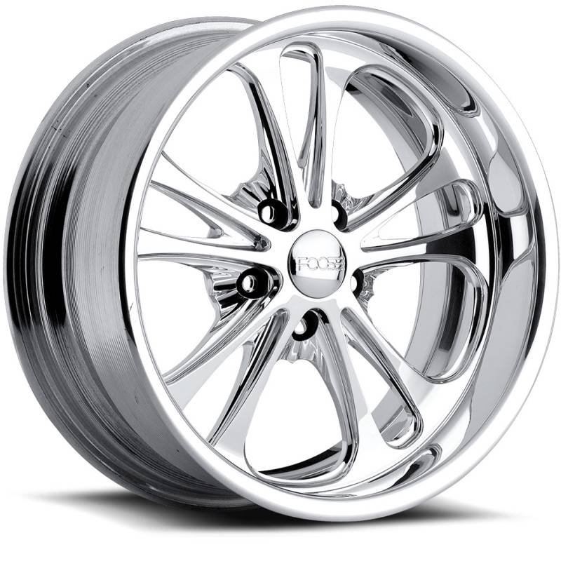 Foose Monterey F207 Polished Wheels