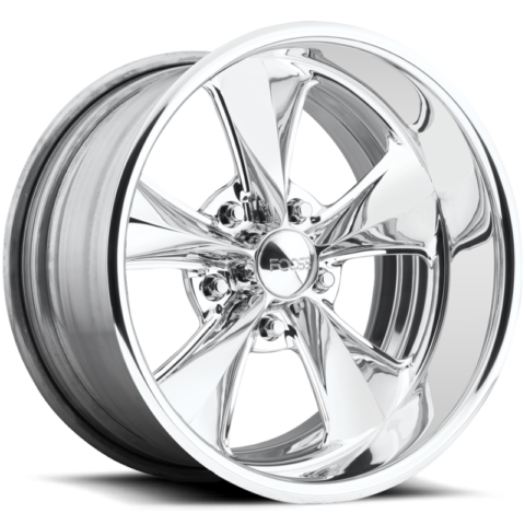 Foose Nitrous F202 with Hi-Luster Polished Wheels