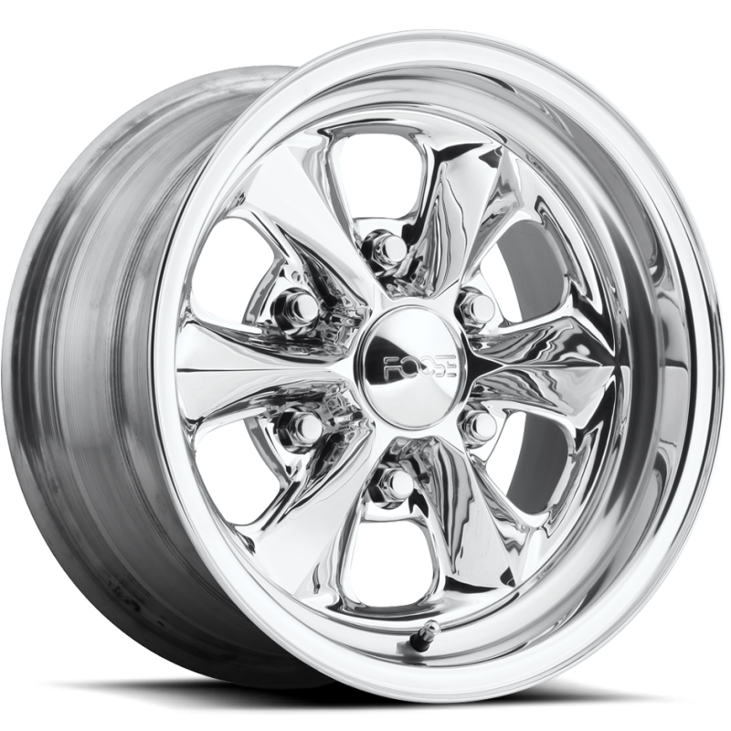 Foose Nitrous Forged F202 Polished Wheels