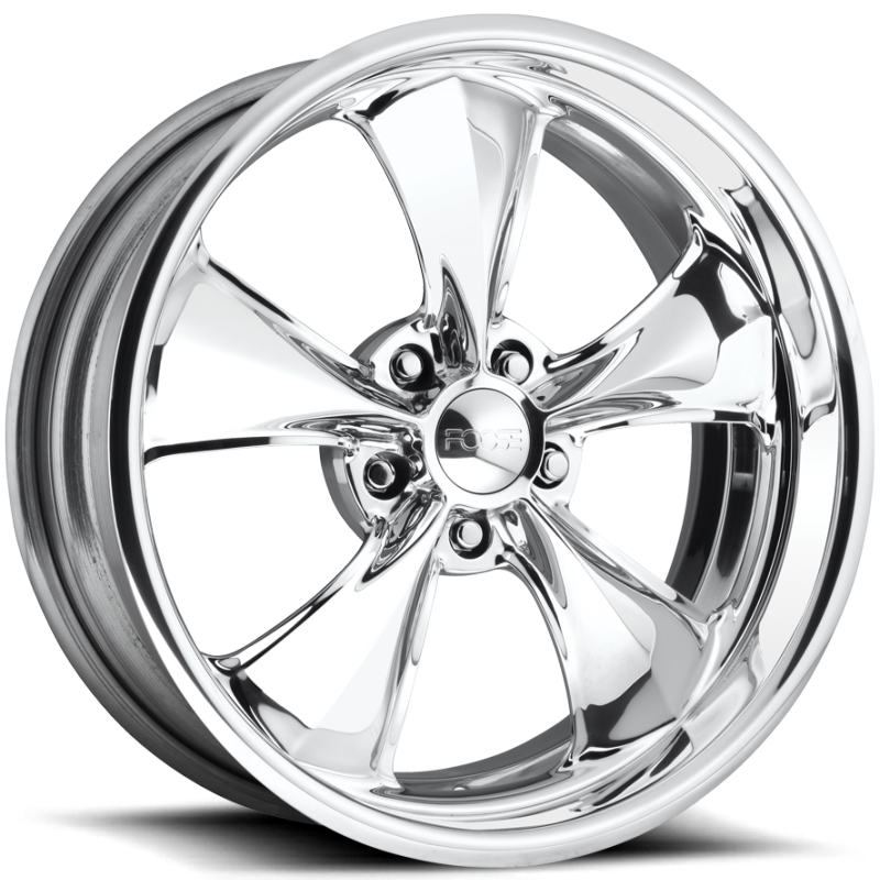Foose Nitrous SE F302 Polished Wheels