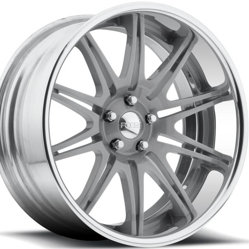 Foose News Overhaulin F482 Custom Wheels