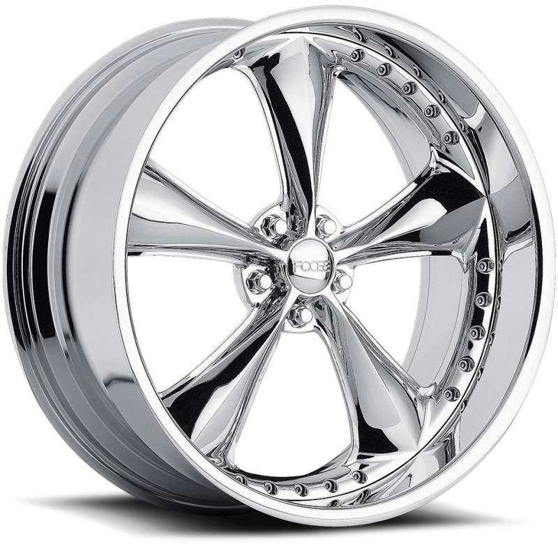 Foose Nitrous SEC Chrome Wheels