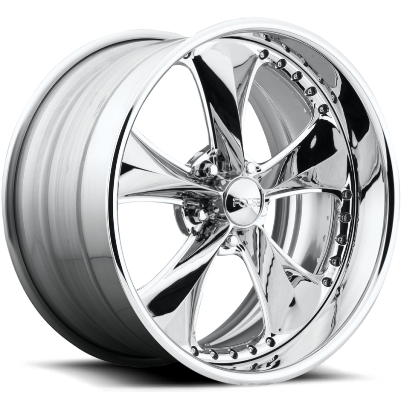 Foose Nitrous X F217 Polished Wheels