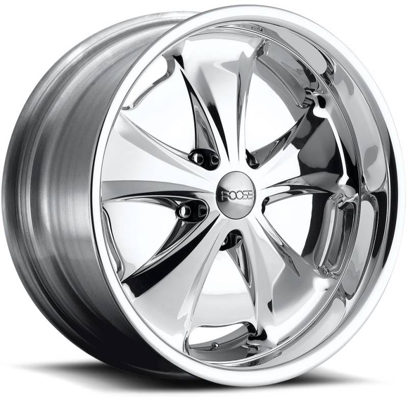 Foose Nova F206 Polished Wheels