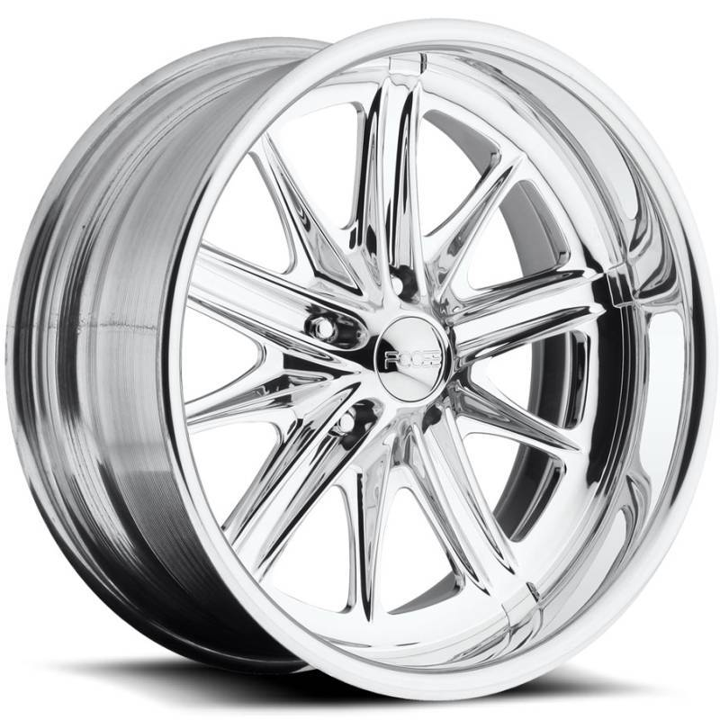 Foose P33 F222 Polished Wheels