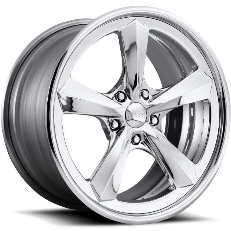 Foose Qualifier F236 Polished Wheels