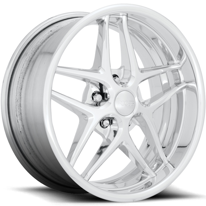 Foose Sport F235 Polished Wheels