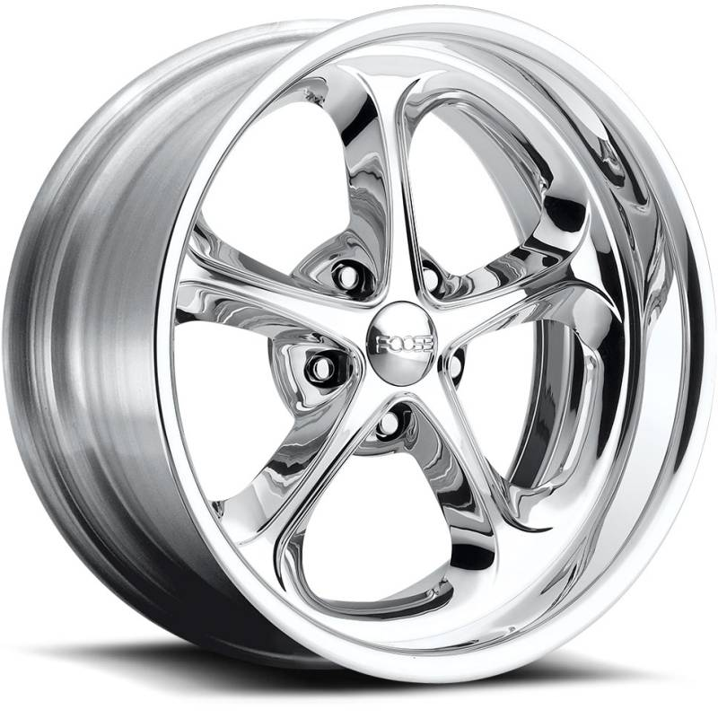 Foose Shockwave F209 Polished Wheels