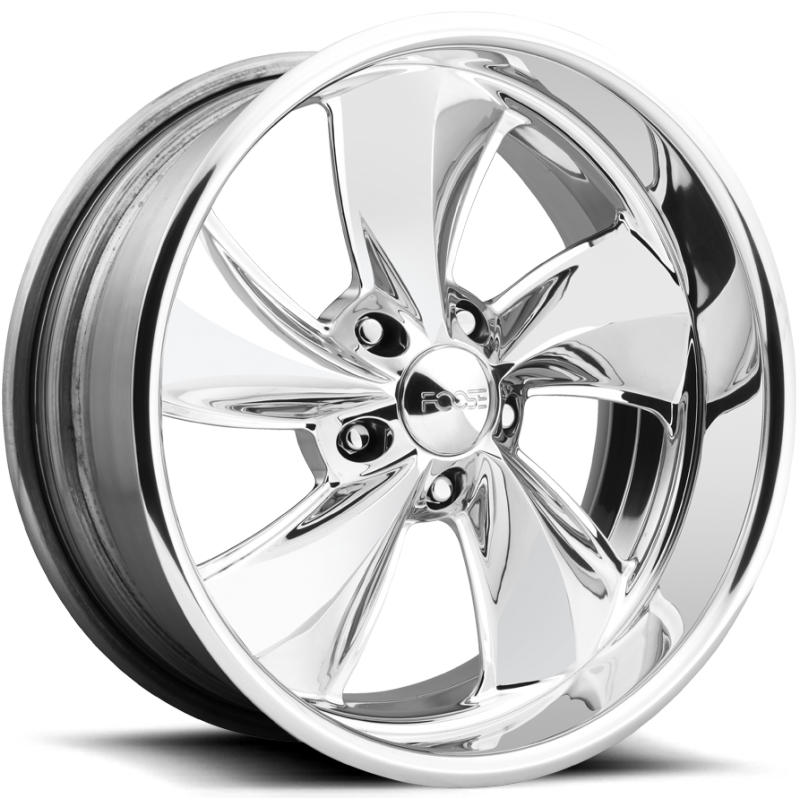 Foose Torsion F242 Polished Wheels