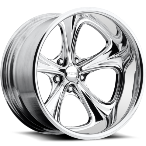 Foose Coupe F428 Concave Polished Wheels