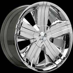 Lexani Sterling RWD Chrome Wheel