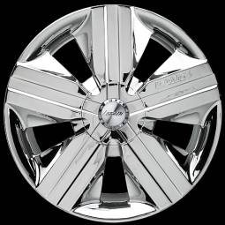 Lexani Sterling FWD Chrome Wheels
