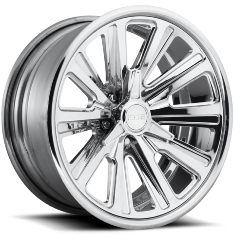 Foose Ascot F466 Concave Polished Wheels