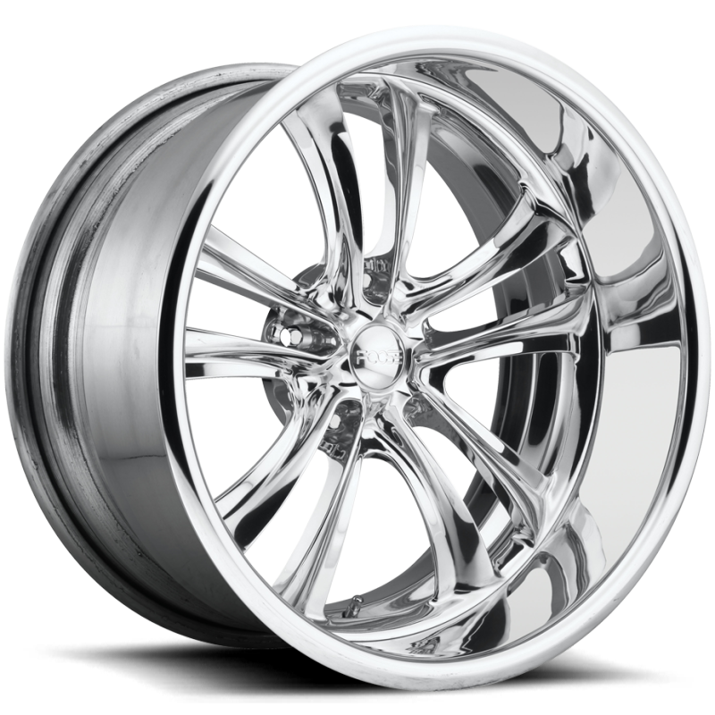 Foose Knuckle SE F327 Polished Wheels