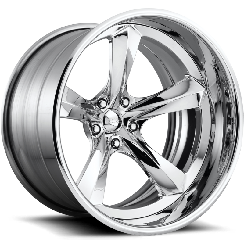 Foose Qualifier F436 Concave Chrome Wheels