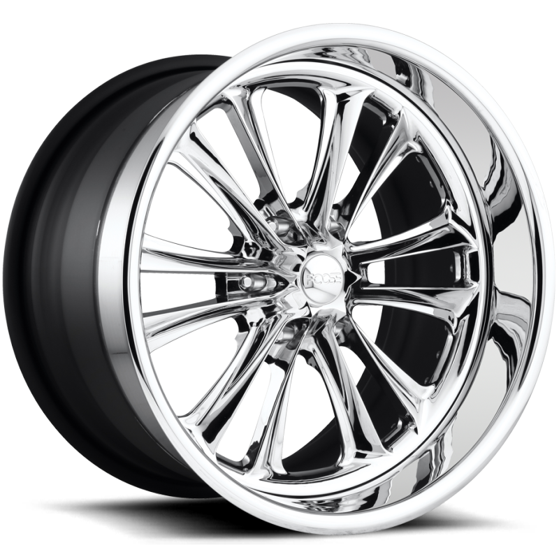 Foose Knuckle F227 Chrome Wheels