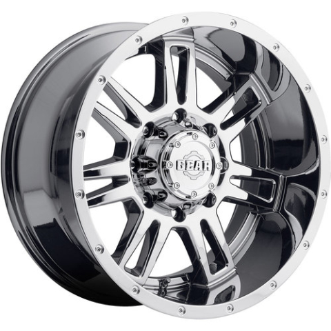 Gear Alloy 737V Challenger Wheels
