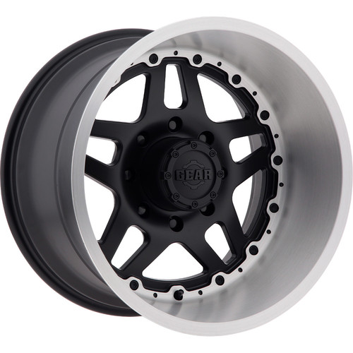 Gear Alloy 744BB Drivetrain Wheels
