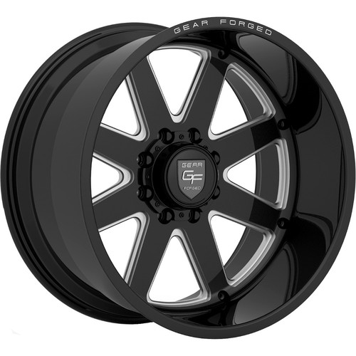 Gear Alloy F70BM1 Forged Wheels