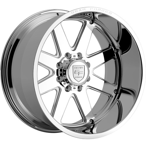 Gear Alloy F70P1 Forged Wheels